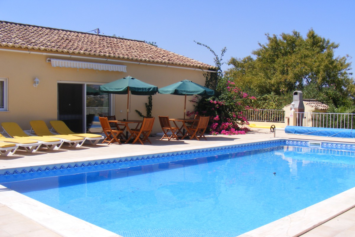 Casa da Eira, Algarve, Portugal - Luxury holiday villa with disabled facilities